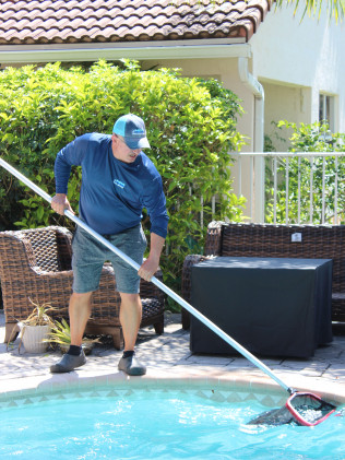 ongoing pool maintenance